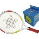 Racquet 17 Inches  Tennis BALL Ages 2-3-4 by Le Petit Tennis