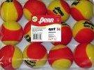 QST 36 Foam Red Tennis Balls 12 Ball Polybag by Penn