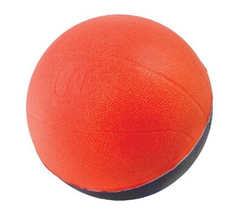 4 Inch Pro Mini Basketball Assorted Colors by POOF