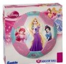 Disney Princess Air Tech Soft Foam Soccer Ball Si by Franklin Sports