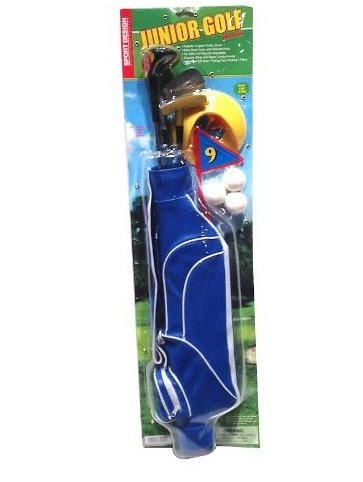 Deluxe Junior Golf Club Set by Dry Branch Sports Design