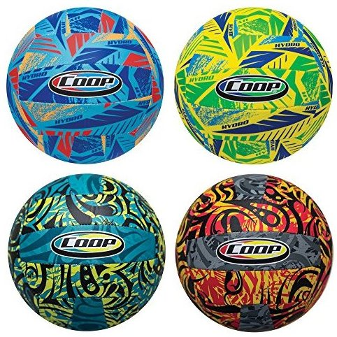 COOP Hydro Volleyball Colors May Vary by SwimWays