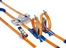 Track Builder Total Turbo Takeover Track Set by Hot Wheels