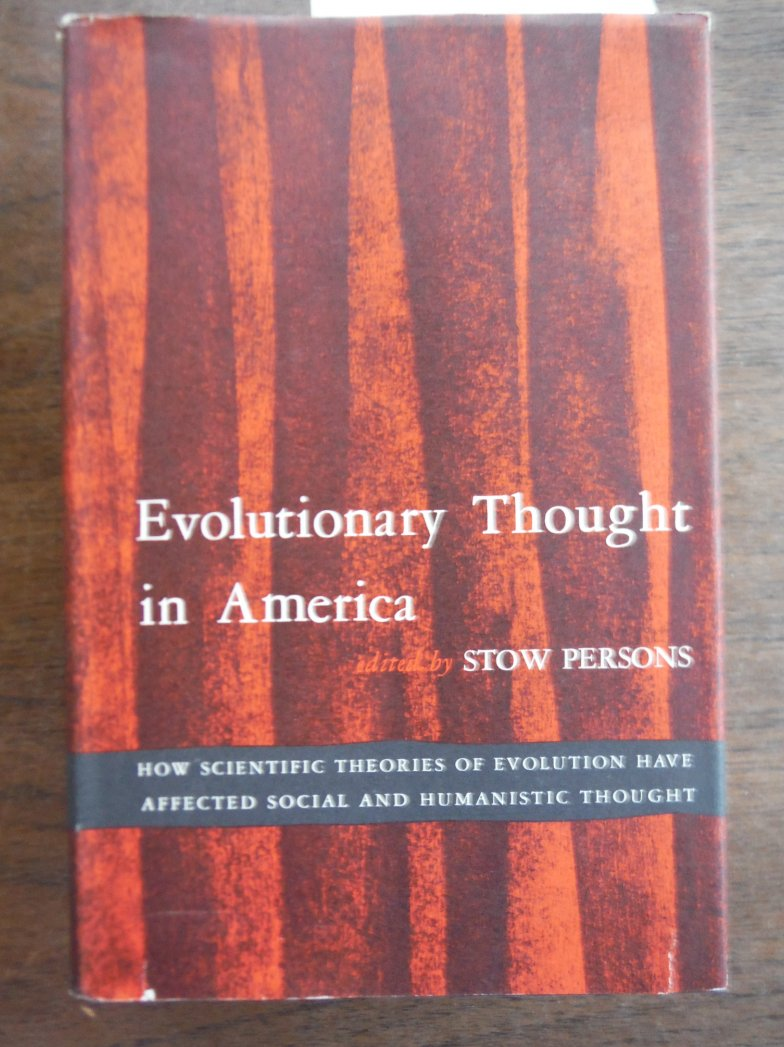 Image 0 of Evolutionary Thought in America