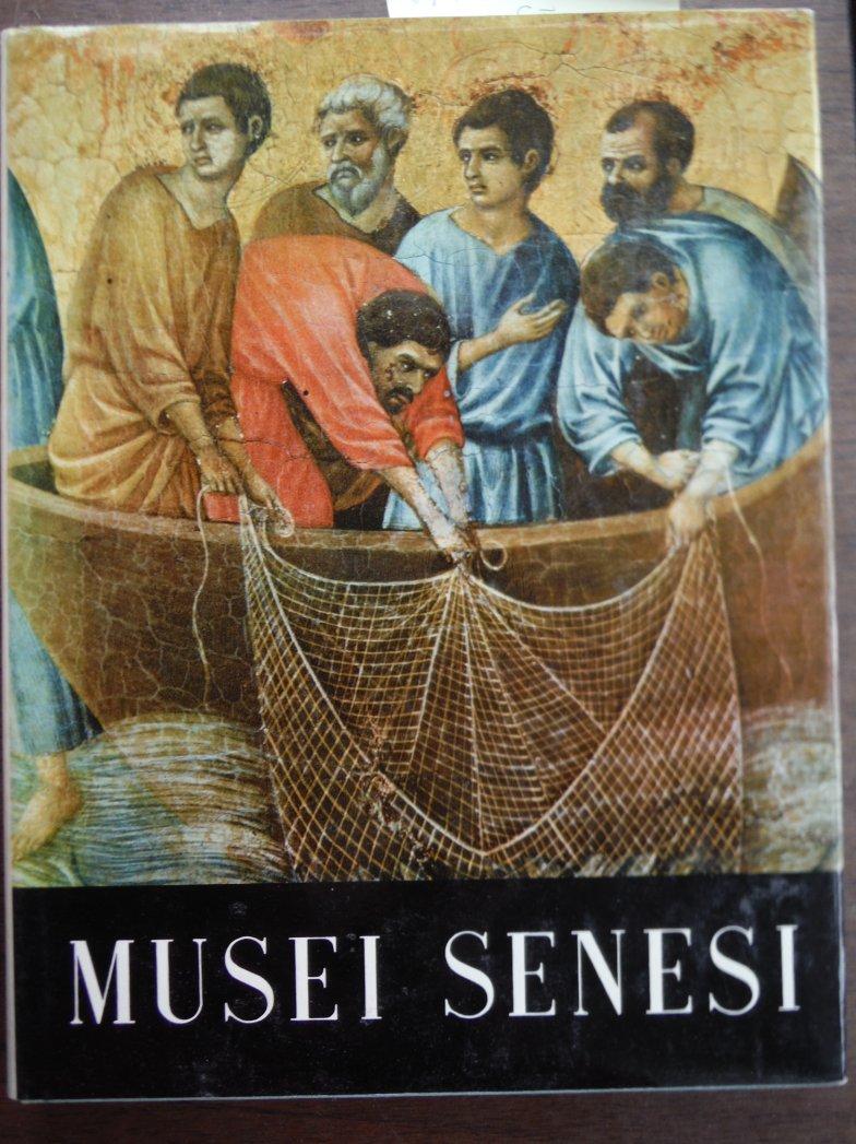 Image 0 of Musei senesi.