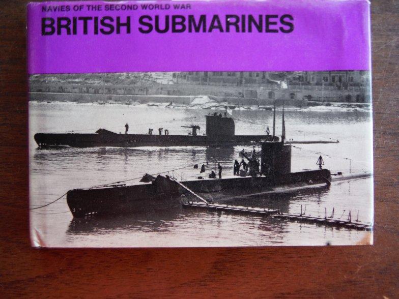 Image 0 of Navies of the Second World War British Submarines