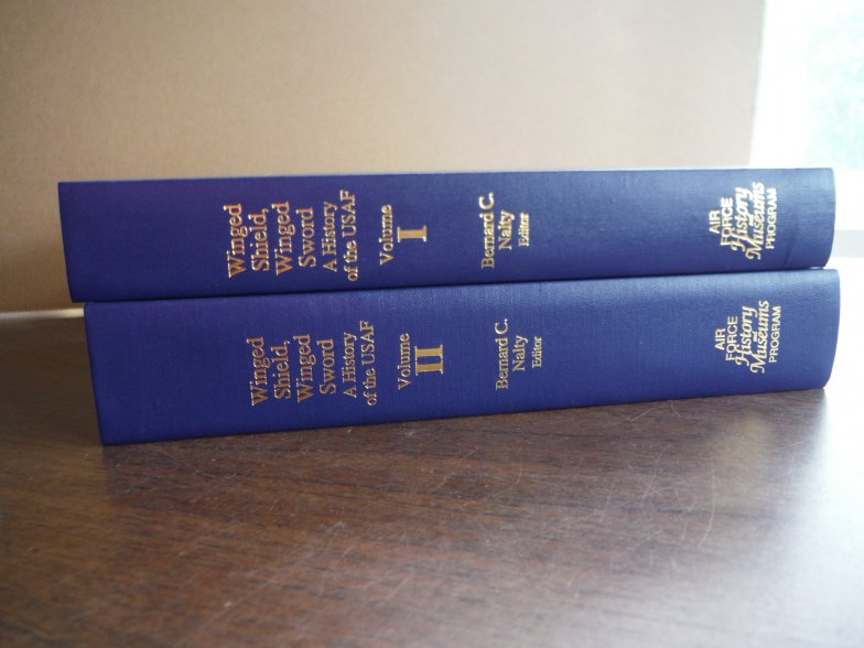 Image 0 of Winged Shield, Winged Sword: A History of the United States Air Force (2 Volume