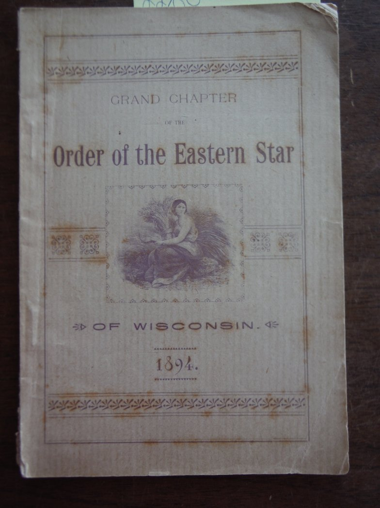 Image 0 of Proceedings of the Fourth Annual Meting of the Grand Chapter of the Order of the