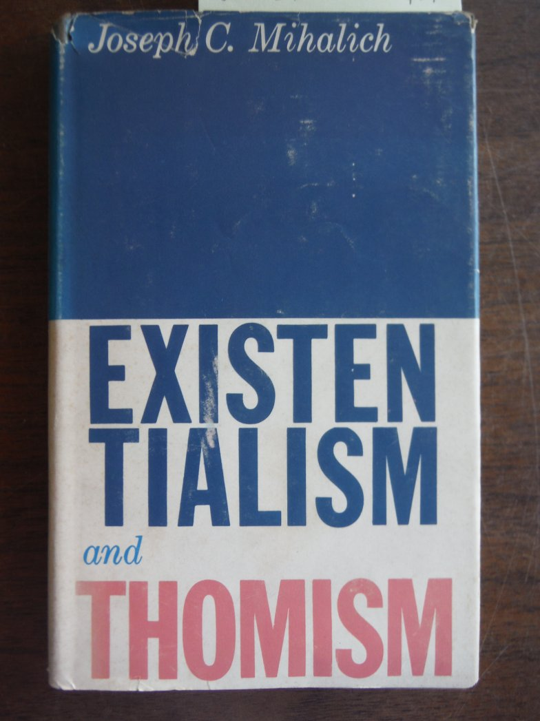 Image 0 of Existentialism and Thomism