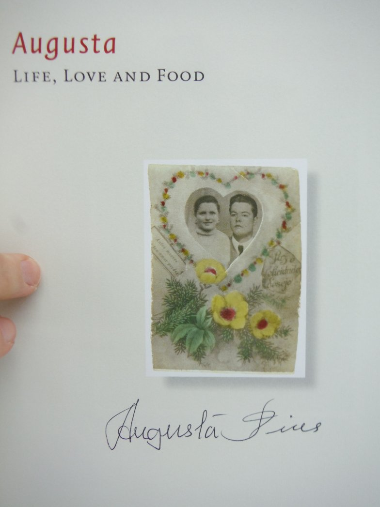 Image 1 of Augusta. Life, Love and Food: From Paiagua to Priors Hardwick