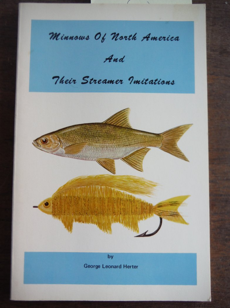 Image 0 of Minnows of North America and their streamer imitations