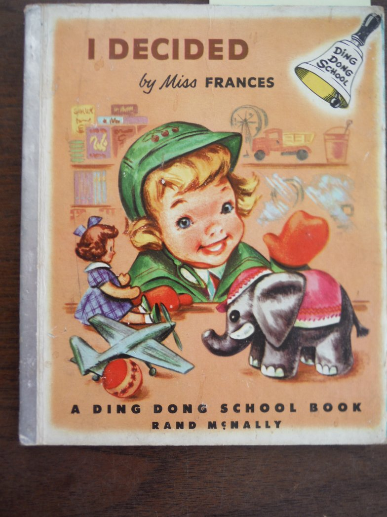 Image 0 of I Decided a Ding Dong School Book