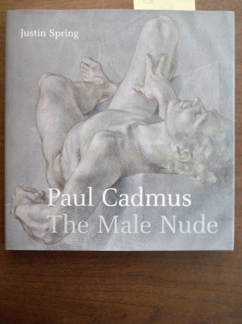 Image 0 of Paul Cadmus: The Male Nude