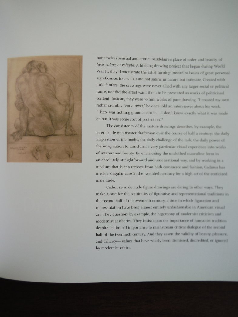 Image 1 of Paul Cadmus: The Male Nude