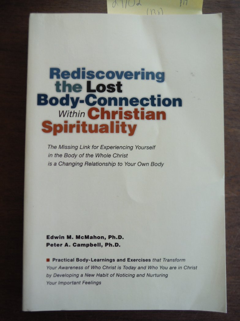 Image 0 of Rediscovering the Lost Body-Connection Within Christian Spirituality: The Missin