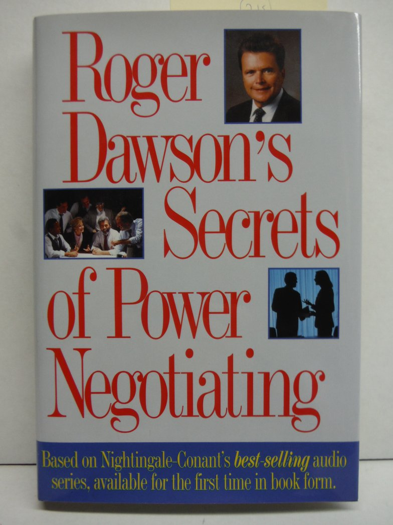 Image 0 of Roger Dawson's Secrets of Power Negotiating