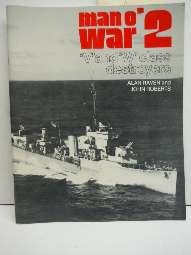 Image 0 of Man O' War 2: 'V' and 'W' Class Destroyers