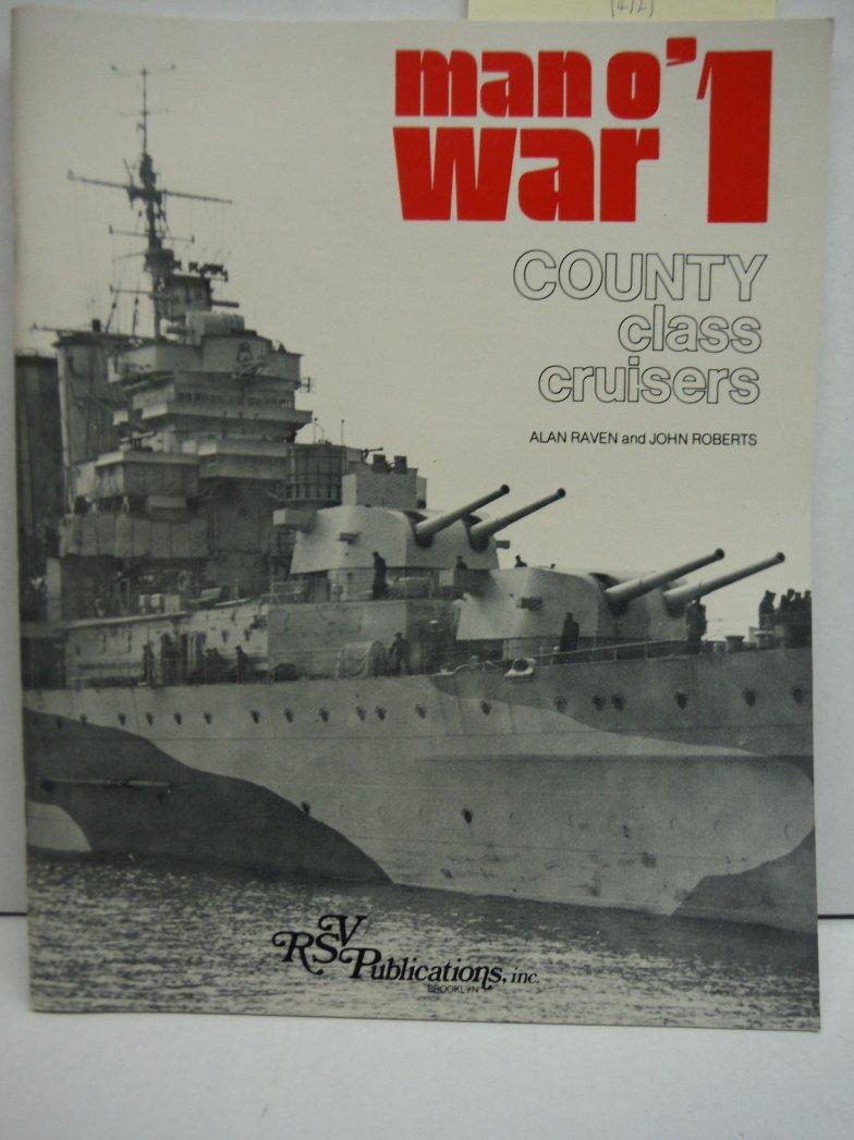 Image 0 of Man o' War: County Class Cruisers v. 1