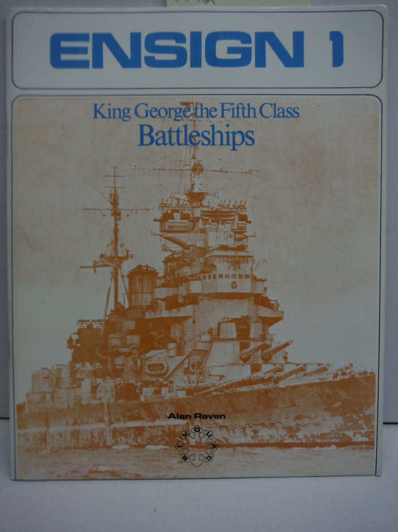 Image 0 of King George the Fifth Class Battleships (Ensign)
