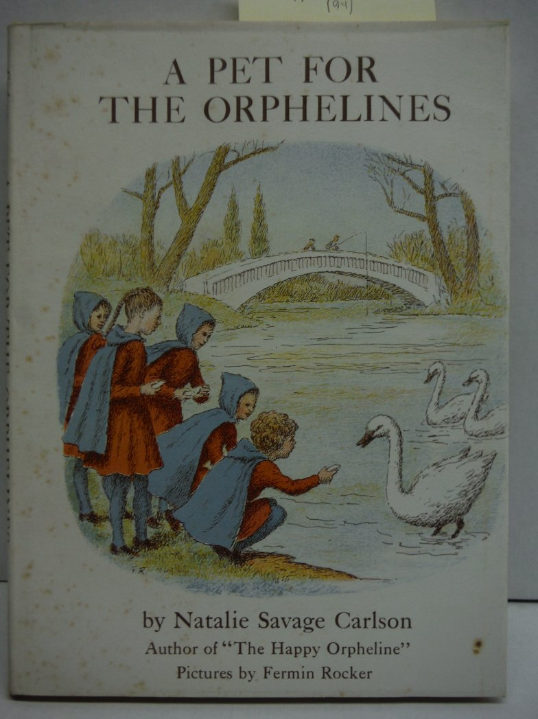 Image 0 of A pet for the orphelines