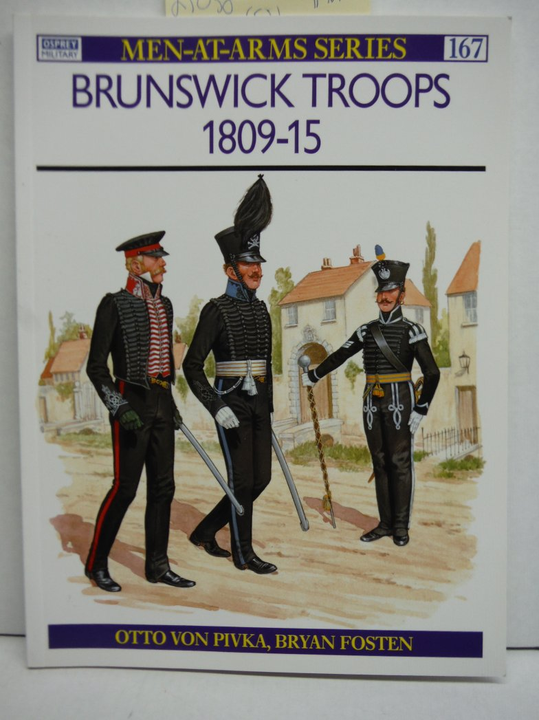 Image 0 of Brunswick Troops 1809-15 (Men-at-Arms)