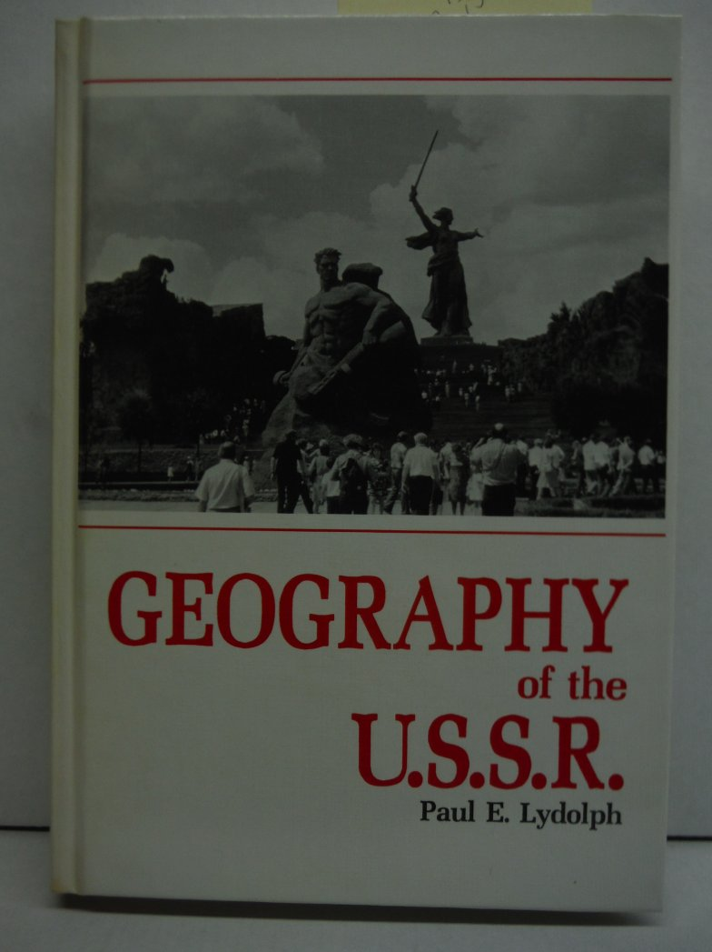 Image 0 of Geography of the U.S.S.R. Topical Analysis