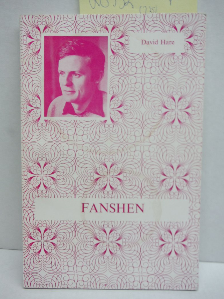 Image 0 of Fanshen (French's Acting Edition)