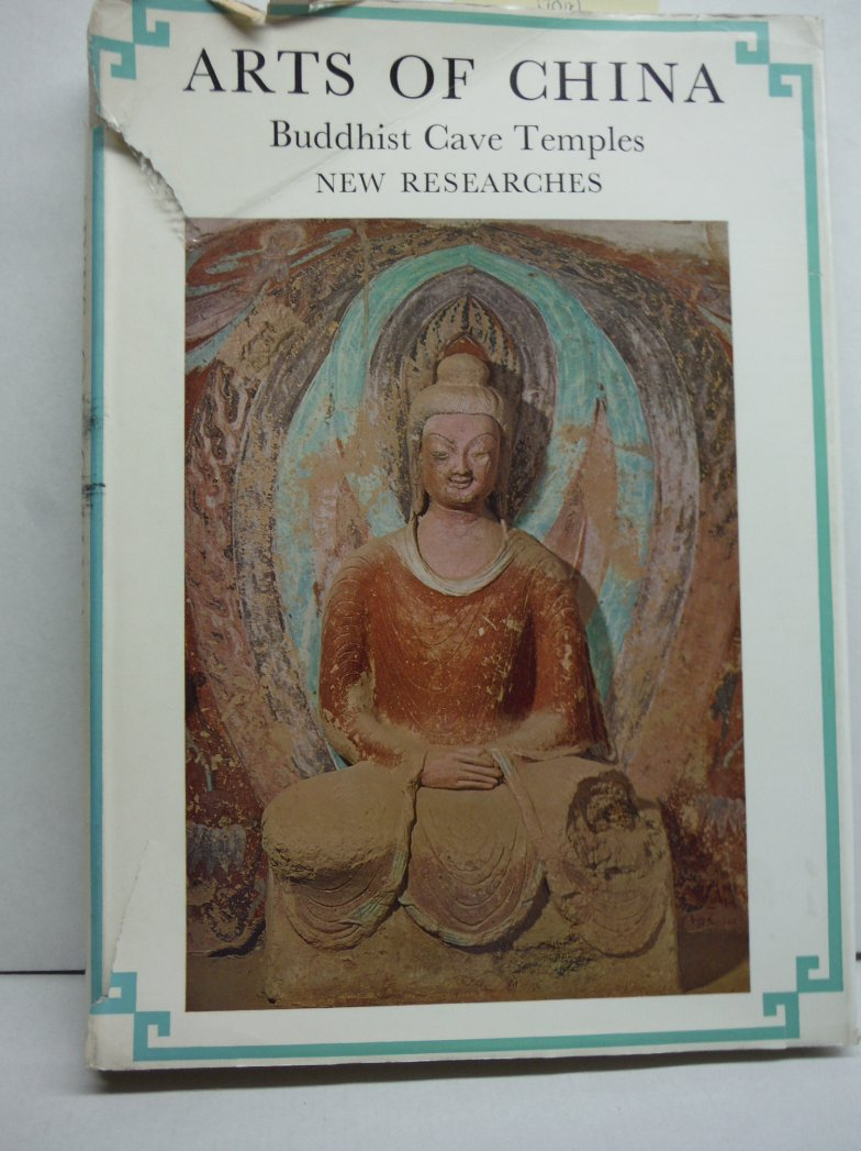 Image 0 of Arts of China: Buddhist Cave Temples, New Researches