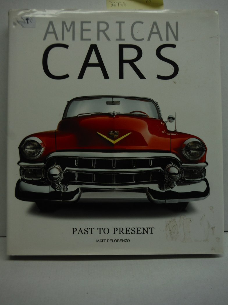 Image 0 of American Cars; Past To Present