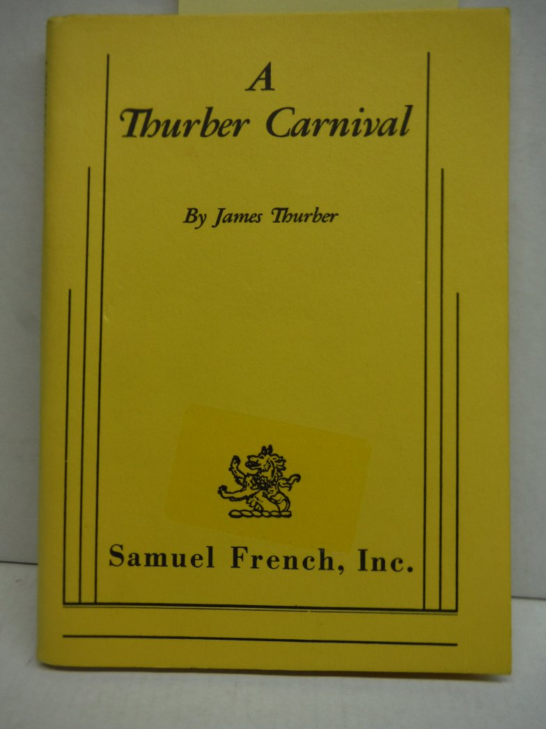 Image 0 of A Thurber Carnival