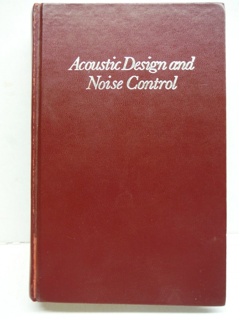 Image 0 of Acoustic Design and Noise Control