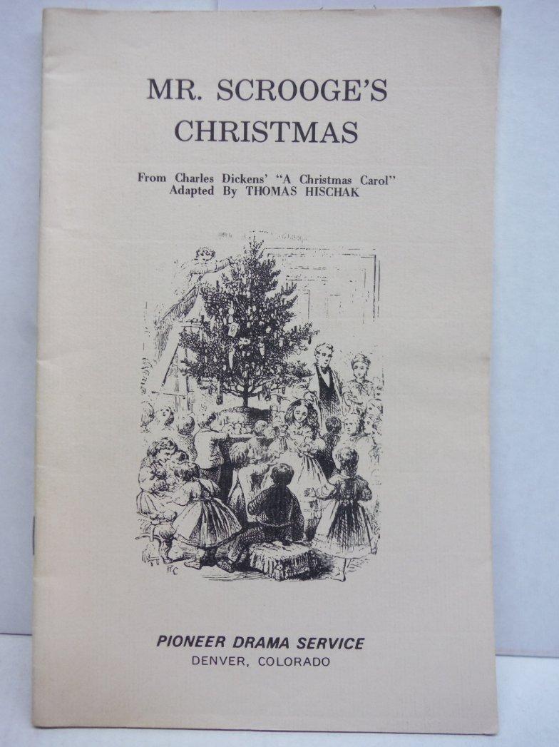 Image 0 of Mr Scrooge's Christmas