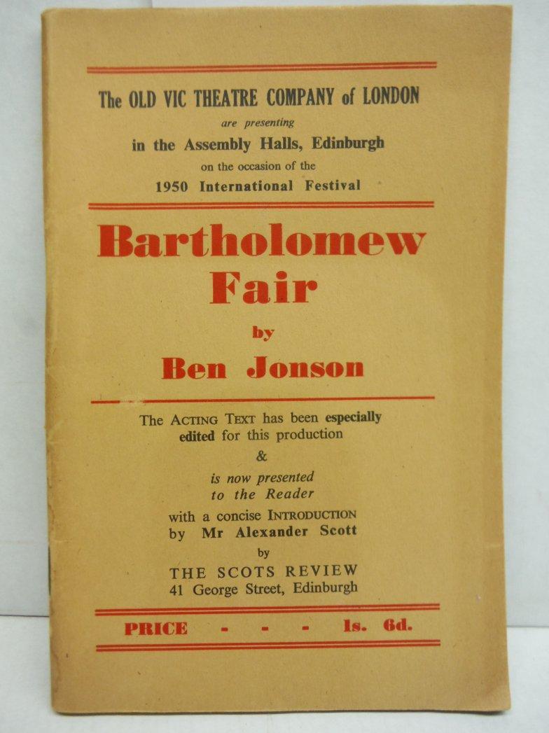 Image 0 of Bartholomew Fair