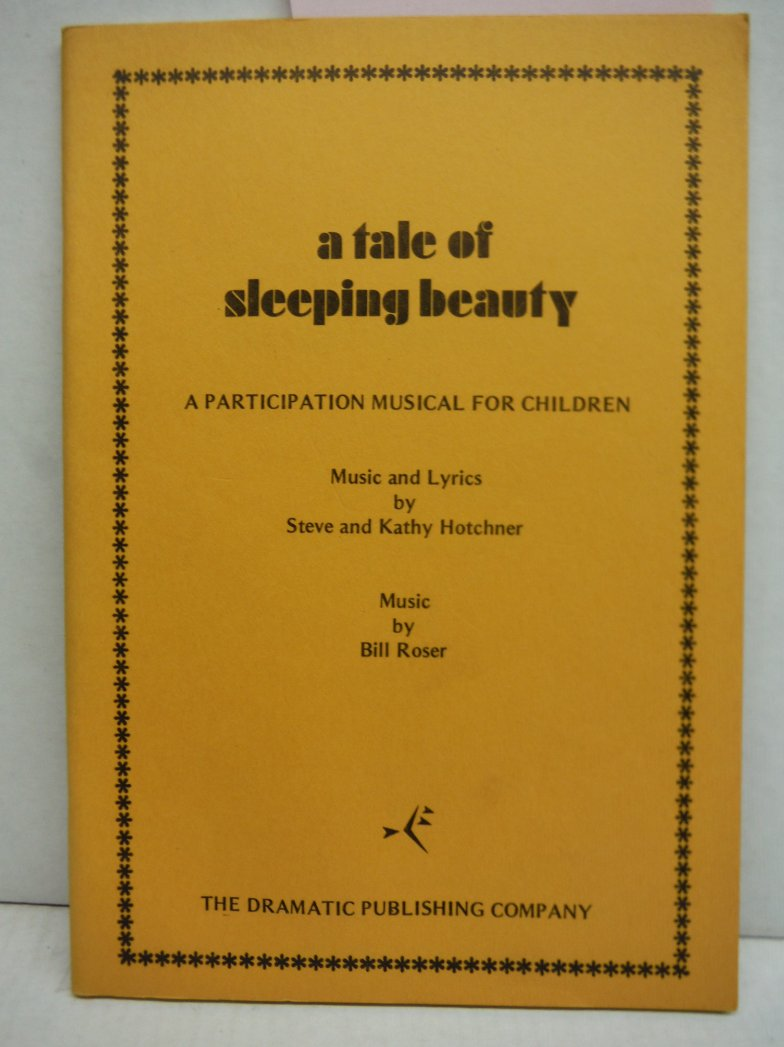 Image 0 of a tale of sleeping beauty it participation musical for Children