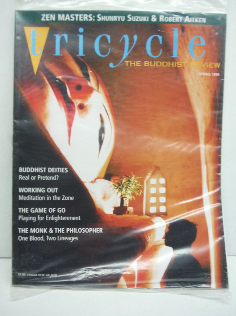 Image 0 of Tricycle The Buddhist Review Vol. VIII No. 3 Spring 1999