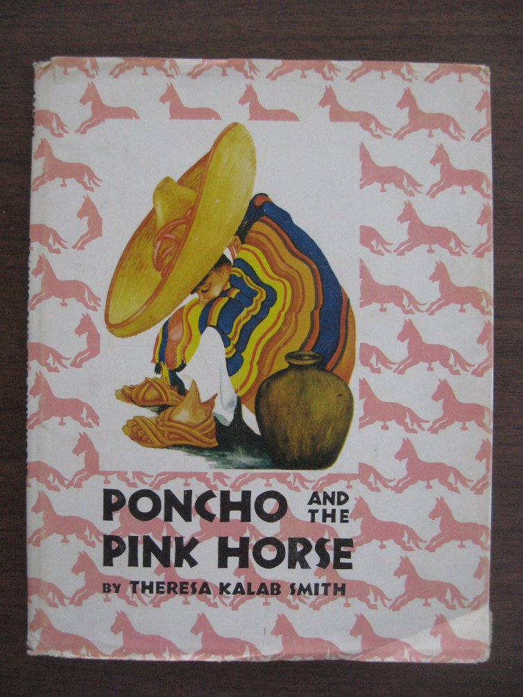 Poncho and the Pink  Horse