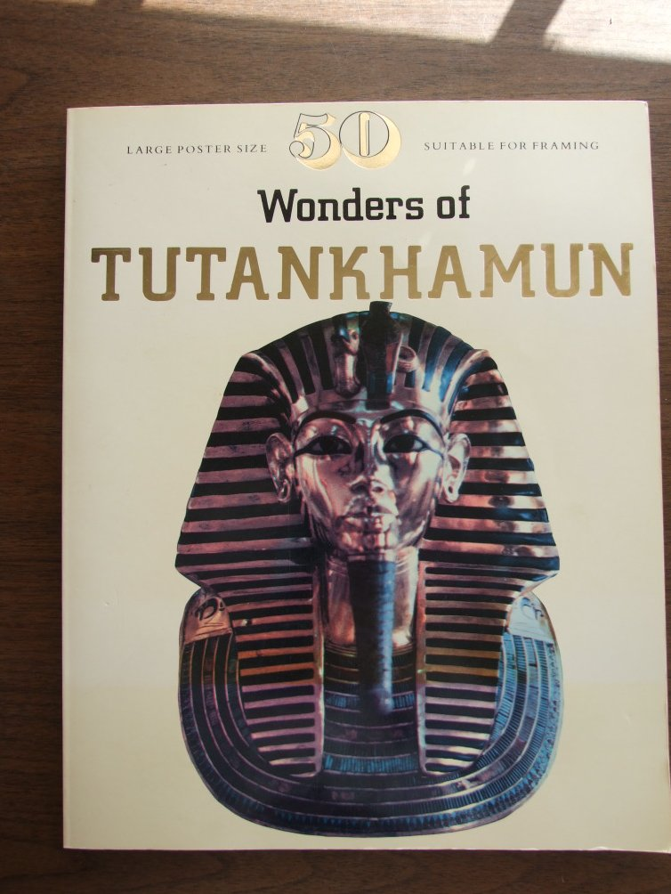 50 Wonders of Tutankhamun