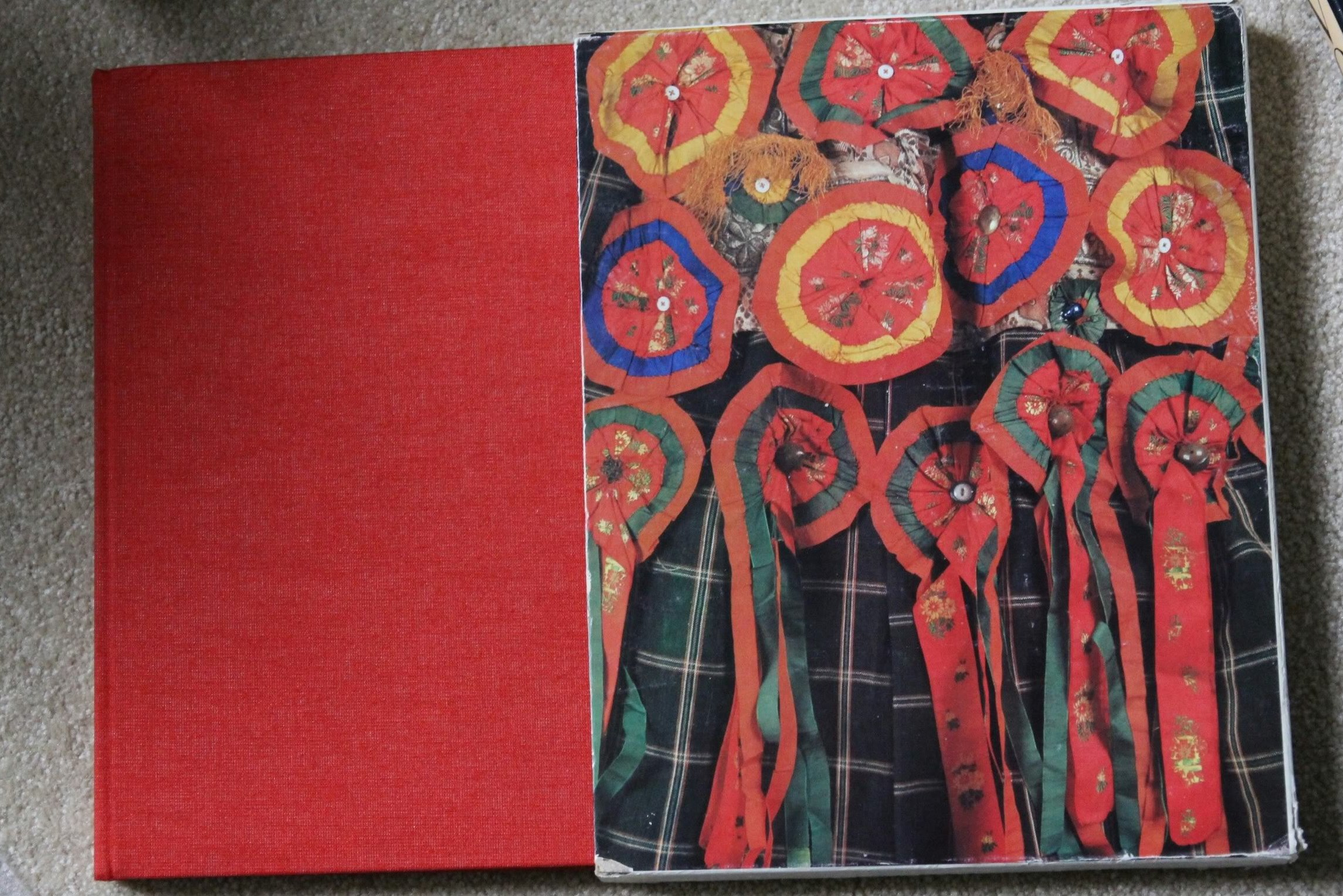 Russian Folk Clothing From the Collection of the State Ethnographical Museum of