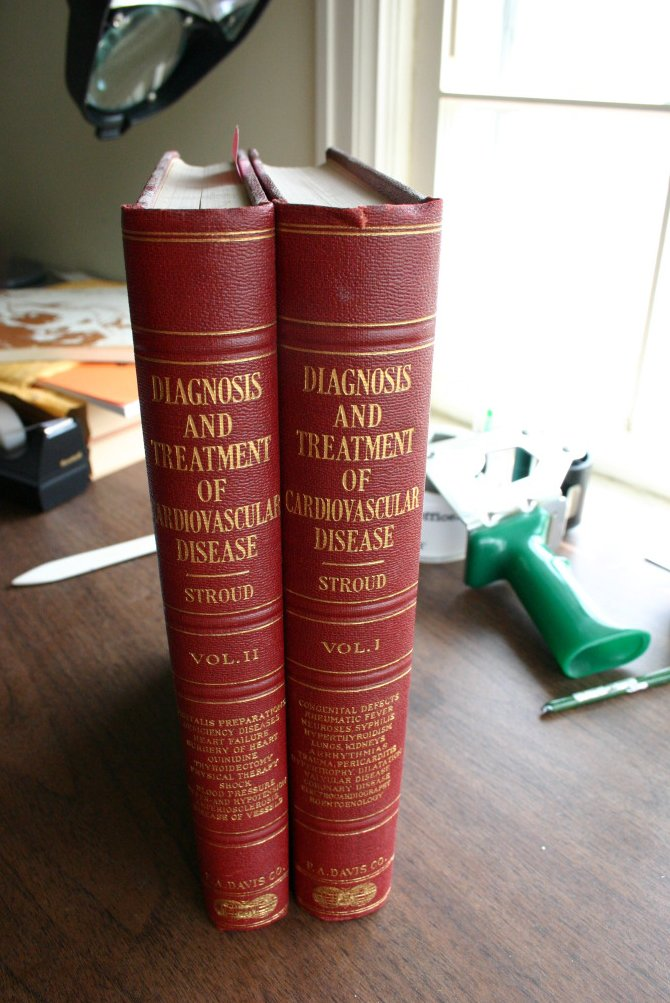 The Diagnosis and Treatment of Cardiovascular Disease (2Vols)