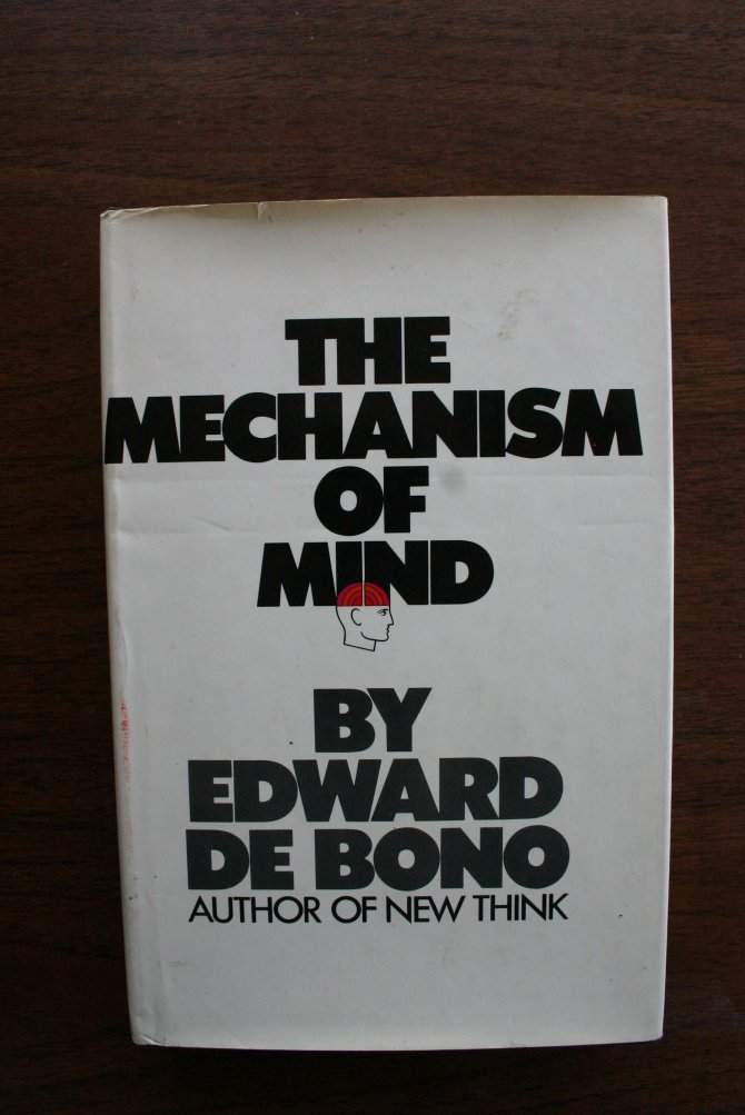 The Mechanism of Mind.