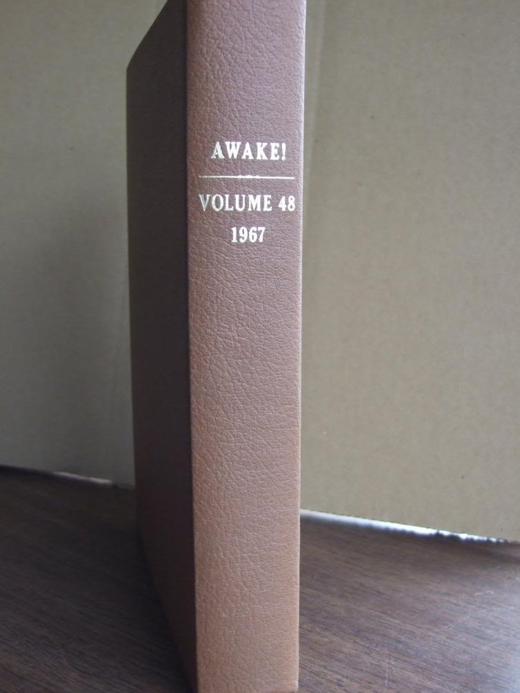 AWAKE!  1967 Vol. XLVIII