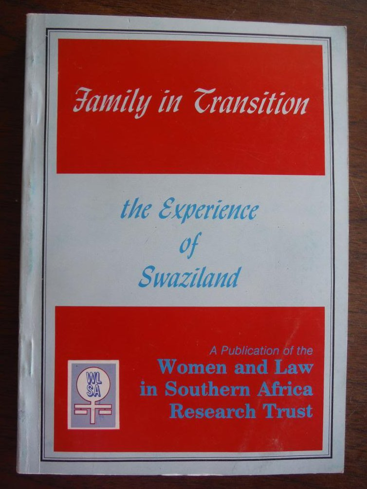 Family in Transition: The experience of Swaziland