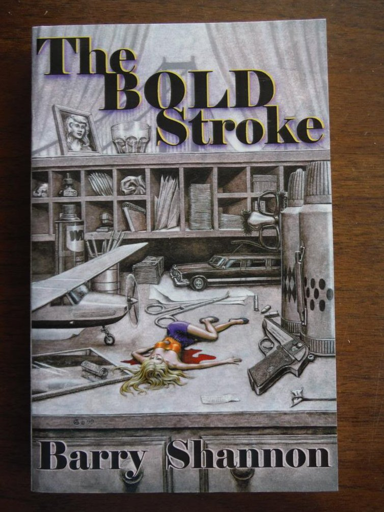 The Bold Stroke