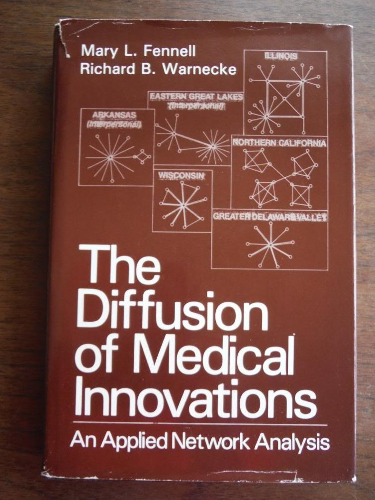 The Diffusion of Medical Innovations (Environment, Development and Public Policy