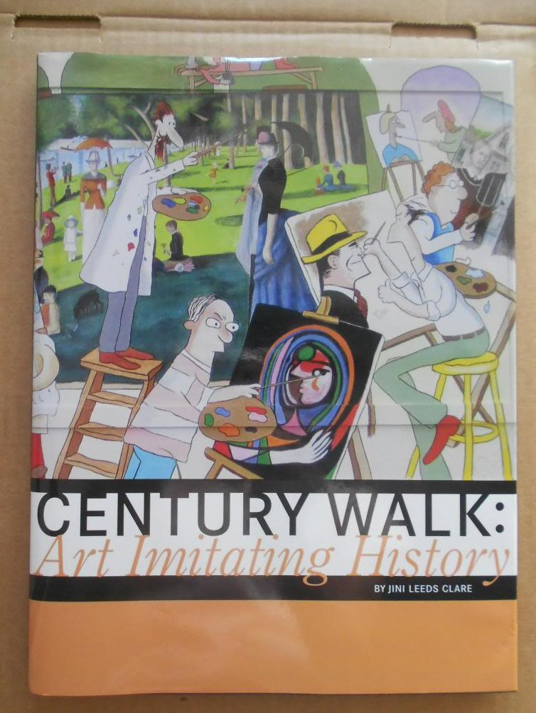 Century Walk: Art Imitating History