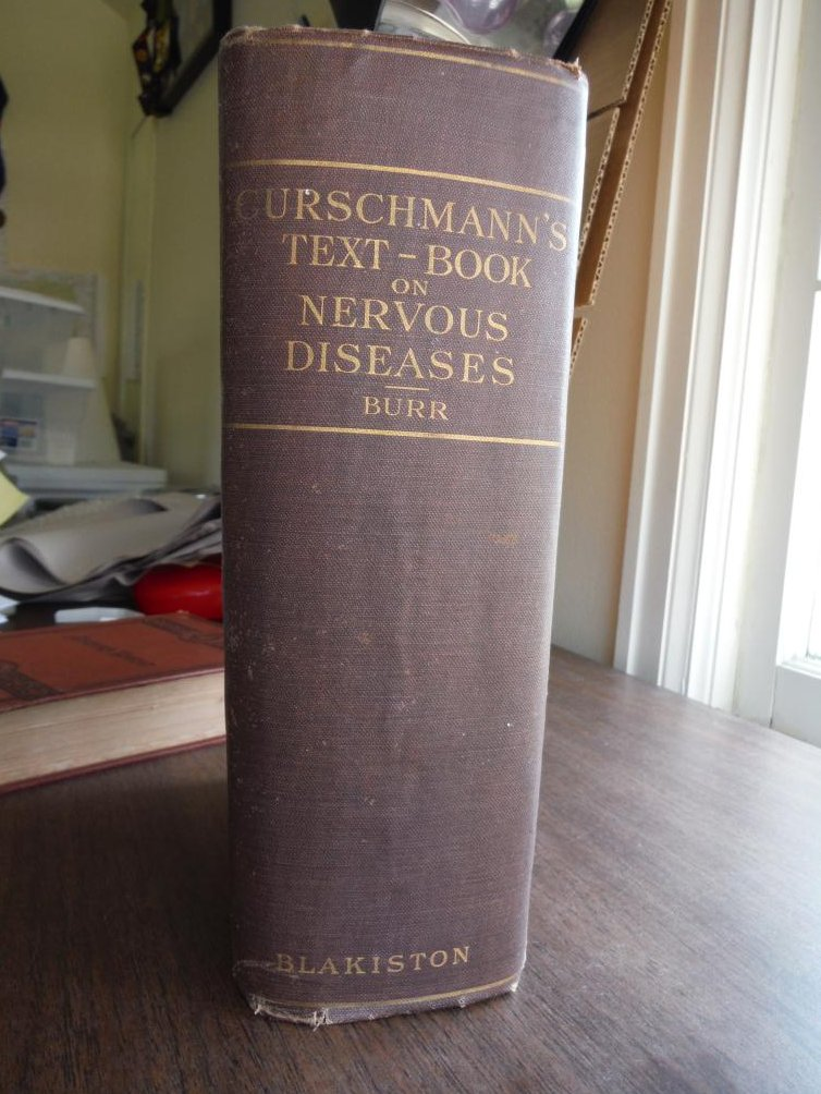 Image 0 of Text-Book on Nervous Diseases, Volume I.