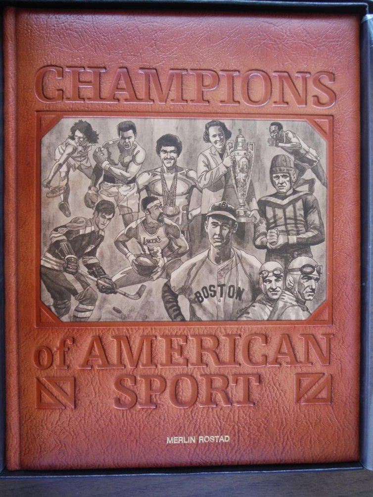 Image 0 of Champions of American Sport