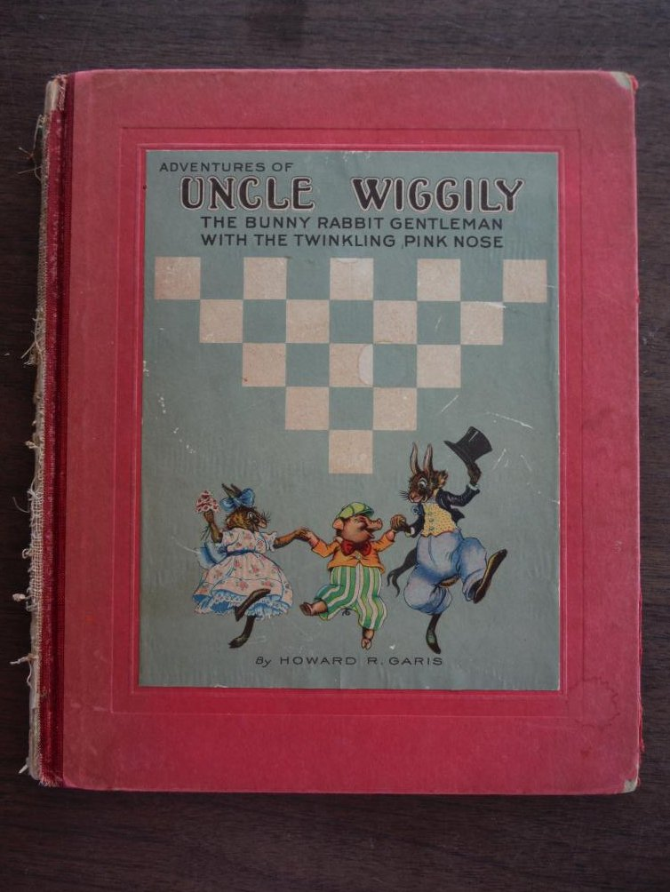 Image 0 of The Adventures of Uncle /Wiggily T?he Bunny /rabbit Gentleman with the Twinkling