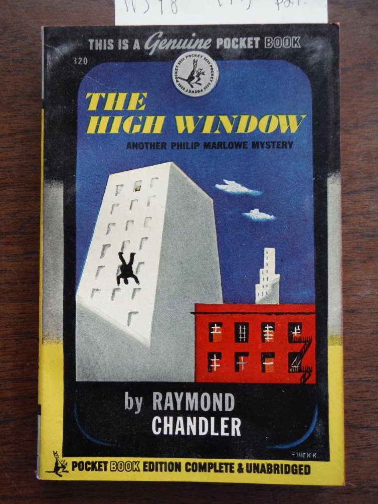 Image 0 of The High Window - Another Philip Marlowe Mystery No. 320
