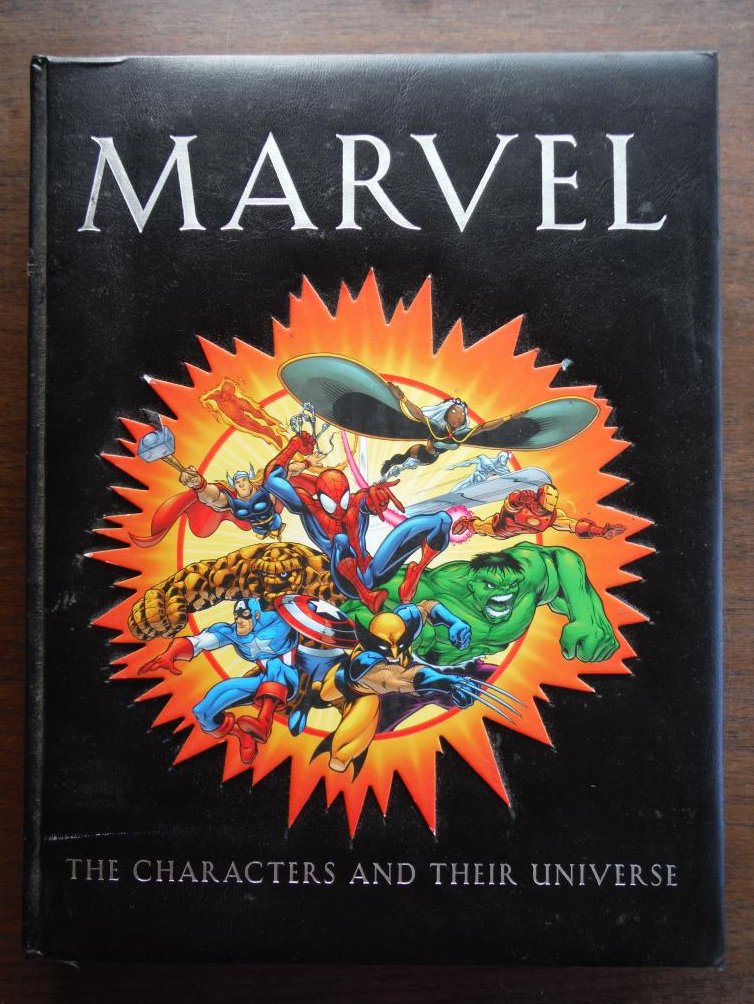 Image 0 of Marvel: The Characters and Their Universe